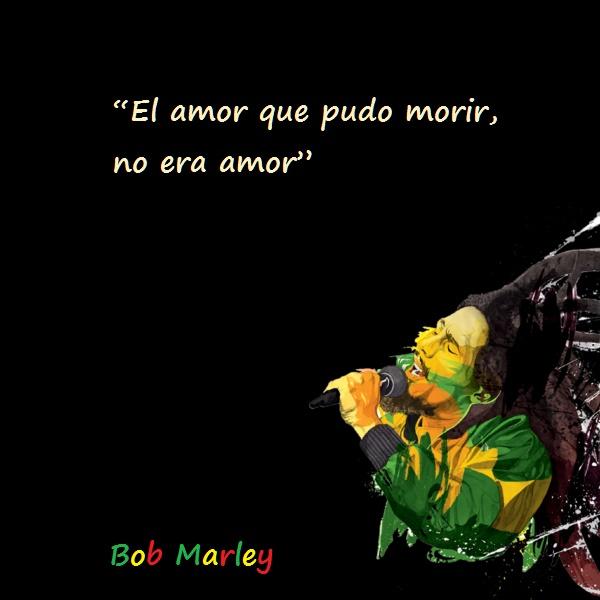 Bob marley frases 8 Imágenes con Frases de Bob Marley