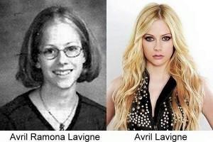 imagenes de famosos antes y despues1