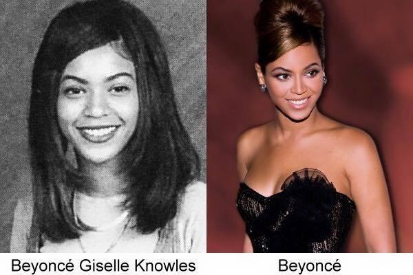 imagenes de famosos antes y despues13 26 Imágenes de Famosos Antes y Despues