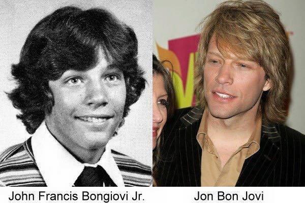 imagenes de famosos antes y despues4 26 Imágenes de Famosos Antes y Despues