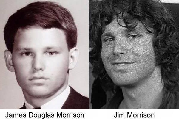 imagenes de famosos antes y despues7 26 Imágenes de Famosos Antes y Despues