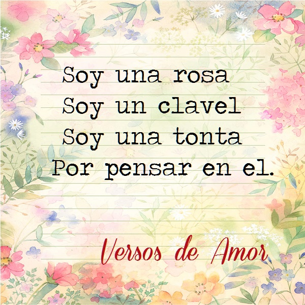 imagenes con poemas de amor cortos37 Poemas de Amor Cortos para Whatsapp