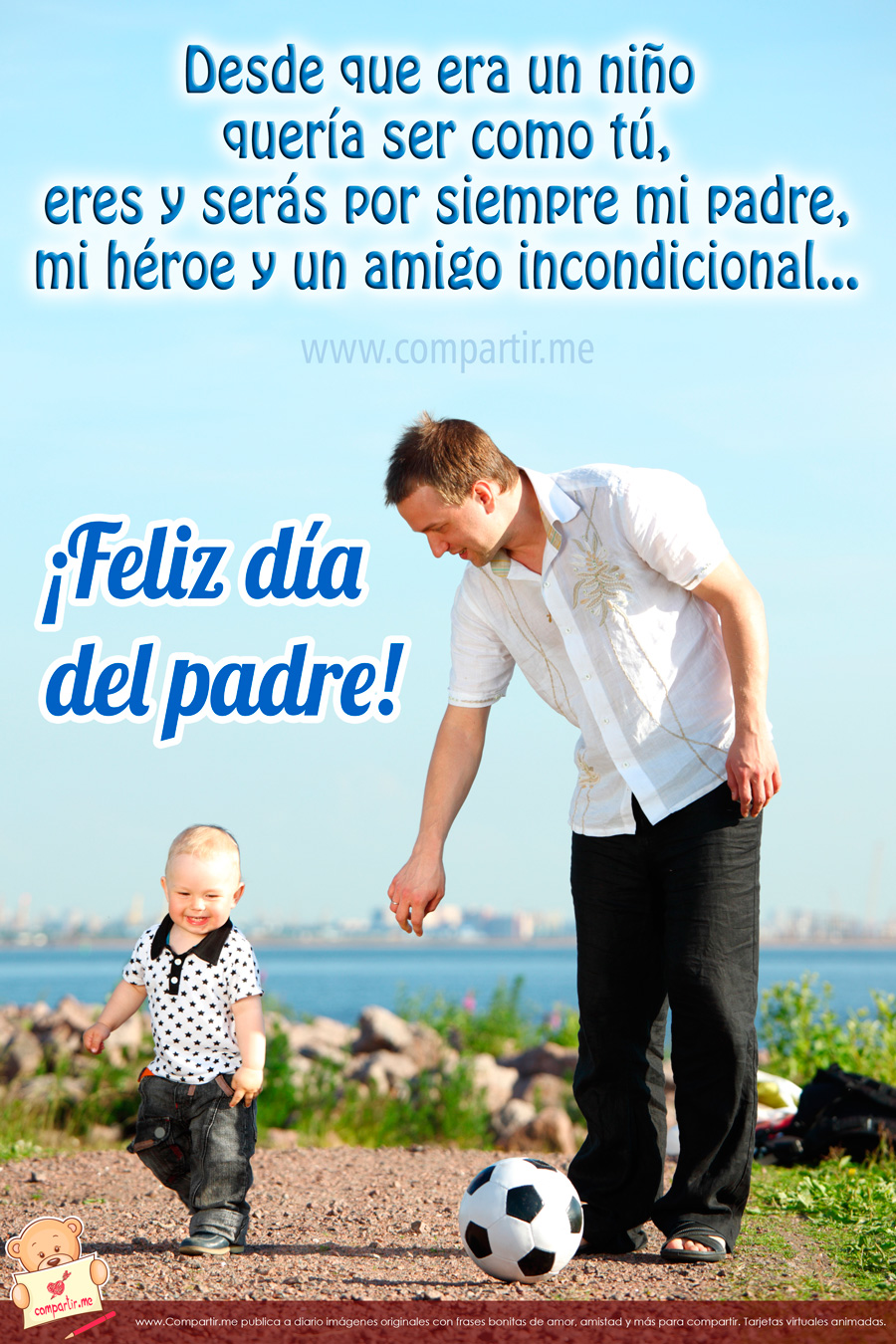 imagenes del dia del padre25 Imágenes del Día del Padre