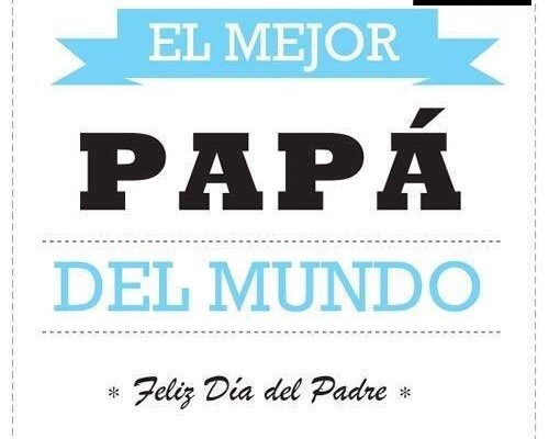 imagenes del dia del padre33 Imágenes del Día del Padre
