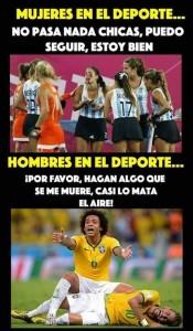 imagenes chistosas de futbol diferencias entre hombres y mujeres 175x300 Imágenes Chistosas de Fútbol para Whatsapp