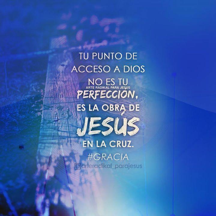 imagenes con mensajes cristianos jesus mi punto de acceso Imágenes con Mensajes Cristianos