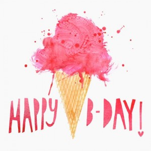 imagenes de cumpleaños en ingles barquillo de helado 300x300 Imágenes Cumpleaños en Ingles para Whatsapp