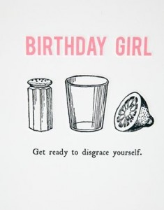 imagenes de cumpleaños en ingles get ready girl 235x300 Imágenes Cumpleaños en Ingles para Whatsapp