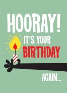 imagenes de cumpleaños en ingles hooray 217x300 Imágenes Cumpleaños en Ingles para Whatsapp