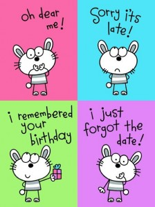 imagenes de cumpleaños en ingles muy simpatica 224x300 Imágenes Cumpleaños en Ingles para Whatsapp