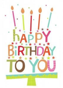 imagenes de cumpleaños en ingles tarjetica colores 214x300 Imágenes Cumpleaños en Ingles para Whatsapp