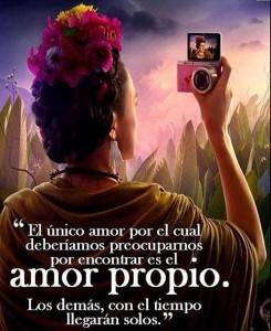 frases de amor a la vida frida 245x300 Imágenes con Frases de amor a la vida