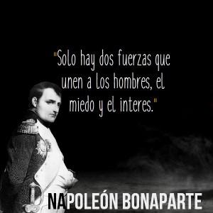 frases de napoleon bonaparte celebre 300x300 Imágenes con Frases de Napoleón Bonaparte
