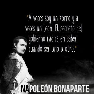 frases de napoleon bonaparte guerra 300x300 Imágenes con Frases de Napoleón Bonaparte