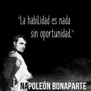 frases de napoleon bonaparte inteligente 300x300 Imágenes con Frases de Napoleón Bonaparte