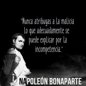 frases de napoleon bonaparte pensamiento 300x300 Imágenes con Frases de Napoleón Bonaparte