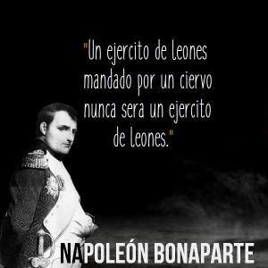 frases de napoleon bonaparte reflexion corta 300x300 Imágenes con Frases de Napoleón Bonaparte