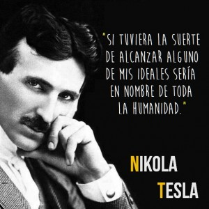 frases de nikola tesla citas y pensamientos 300x300 Imágenes con Frases de Nikola Tesla para Whatsapp