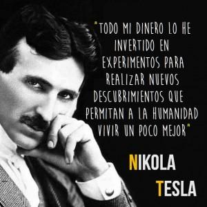 frases de nikola tesla excelentes imagenes 300x300 Imágenes con Frases de Nikola Tesla para Whatsapp