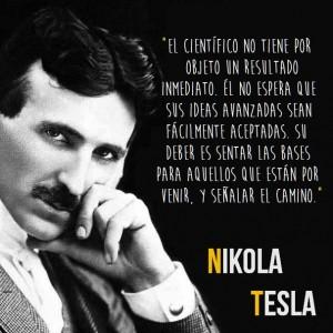 frases de nikola tesla imagenes 300x300 Imágenes con Frases de Nikola Tesla para Whatsapp