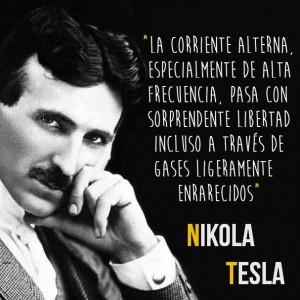 frases de nikola tesla interesantes 300x300 Imágenes con Frases de Nikola Tesla para Whatsapp