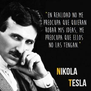 frases de nikola tesla pensamientos y citas 300x300 Imágenes con Frases de Nikola Tesla para Whatsapp