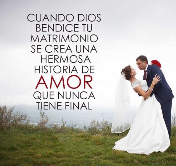 Bendiciones Para Matrimonio Biblia : Dios y el matrimonio frases pictures to pin on pinterest